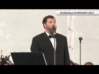 RUSKEALA SYMPHONY. Руджеро Леонкавалло – Пролог из оперы «Паяцы»