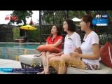 170503 Eunjung - JTBC Golf 'Enchanting Lesson Buddy Buddy' - EP 3