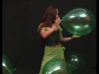 (BH) Nathalie - smokegreen