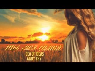 Andy Rey x Sea of Ideas - Ты моя самая (DJ ivmaks prod.) (2016)