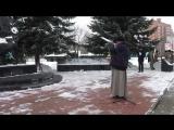 25 декабря 2016 г. Монумент воинам-интернационалистам афганской войны в г. Сумы, Украина