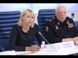 Заместитель министра образования Московской области  Людмила Овечкина - о совете