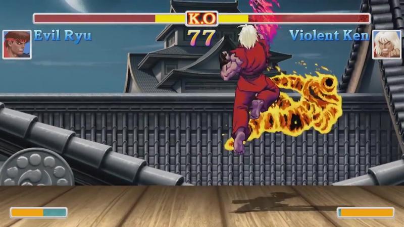 Релизный трейлер игры Ultra Street Fighter II для Nintendo Switch!