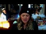 Келли Кларксон  Kelly Clarkson - Its Quiet Uptown (Live)   во время сегодняшней трансляции на Facebook