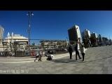 Израиль. Тель-Авив. Прогулка по набережной