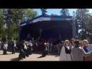 Песенный праздник, Олонец, главная сцена