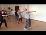 Дабстеп. Паппинг. Школа уличных танцев в городе Реутов.