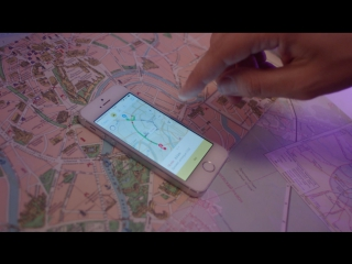 У нас другие планшеты и карты