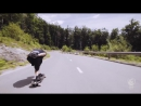 Dave Süess goes switch at KnK Longboard Camp presented by KebbeK Skateboards.