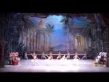 Л.Минкус - Баядерка (Театр балета Юрия Григоровича. Краснодар. 13.11. 2016)