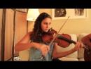 """Tamar & Netanel  - """"The Boxer"""" (Simon Garfunkel (Live cover))"""