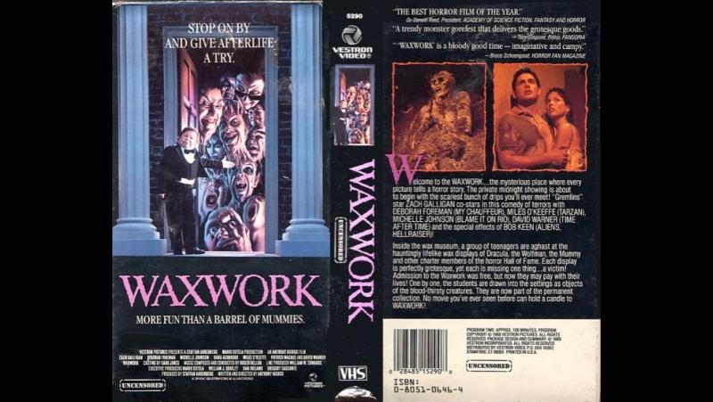 Музей восковых фигур (Waxwork).1988