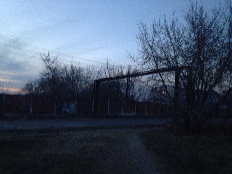 Сборный эвакуационный пункт №45 бывшего мясокомбината