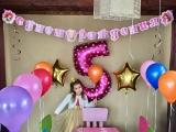 Юбилей Аделиночки - 5 лет, в стиле принцессы Диснея, в Кафе-Кемпинг М5! httpsm.vk.comclubcafem5from=quick_search