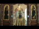 Проповедь еп. Силуана в праздник апп. Петра и Павла с.Тогур 12.07.13г.
