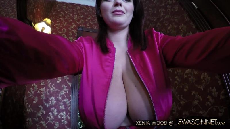 Xenia Wood (aka Нина Потрапелюк) - Enormous Sway Video [HD 1080, Big Tits, Curvy, Russian, Ukrainian, PlusSuze, Пышки, Сиськи]