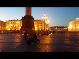 Дворцовая площадь Санкт-Петербург.