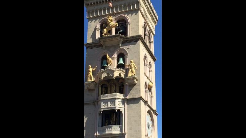 Campanile cattedrale di Messina
