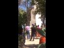 Сеанс экзорцизма на горе Кармель в монастыре Мухраха устроенном на месте где пророк Илия посрамил жрецов Ваала