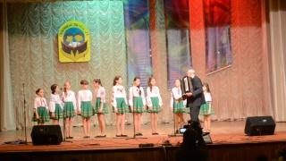 Звіт Городенківської ЗОШ №1,2017р, ансамбль, керівн. Тучак І.С.