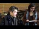 На репетиции в Кафедральном каталическом соборе