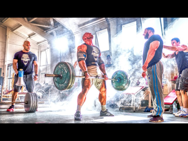 Who Will Be The CHAMPION - BARBELL BRAWL 1