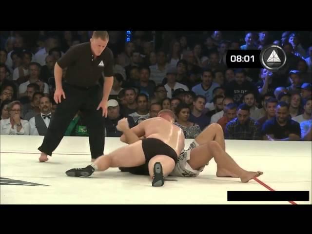 Josh Barnett Catch Wrestling Breakdown (Barnett vs LIster)