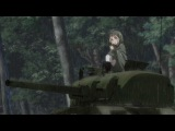 GIRLS und PANZER - Saunders (Kay/US Armed Forces Medley)
