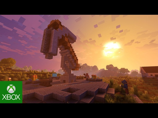 NS\PS4\XBO\NN3DS\PSV\PS3\XB360 - Minecraft