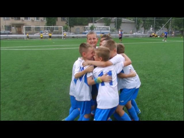 ФК Кремень 2008 ( лето 2017 г. Полтава )