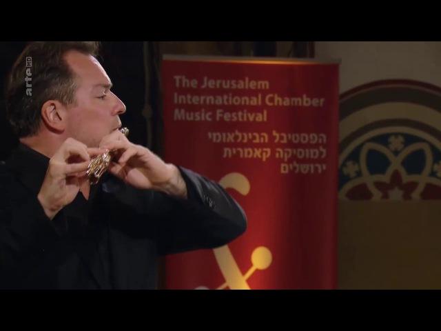 Emmanuel Pahud Elena Bashkirova play Schubert Arpeggione Sonata - LIVE | Excerpt