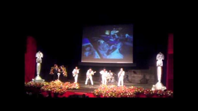 Los Cuates de Sin. en los premios Las Diosas de Plata con Kate del Castillo