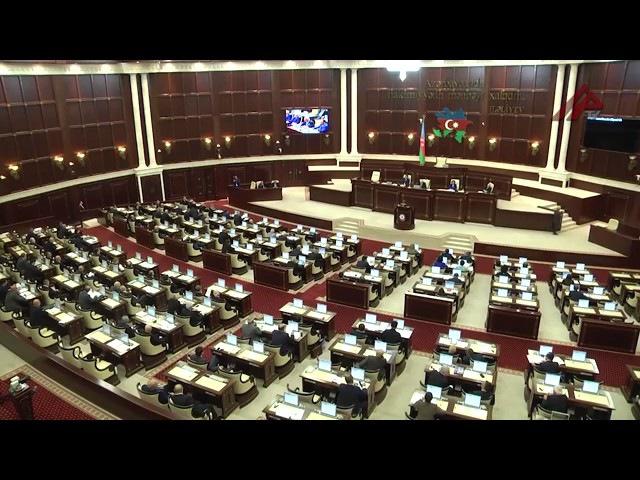 Xalqina OTXOD deyen Deputat Intizam Komissiyasinin Qerari ile Milletden Uzr istedi 2017 azeri video
