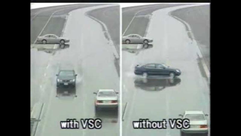 ABS, TRC, VSC