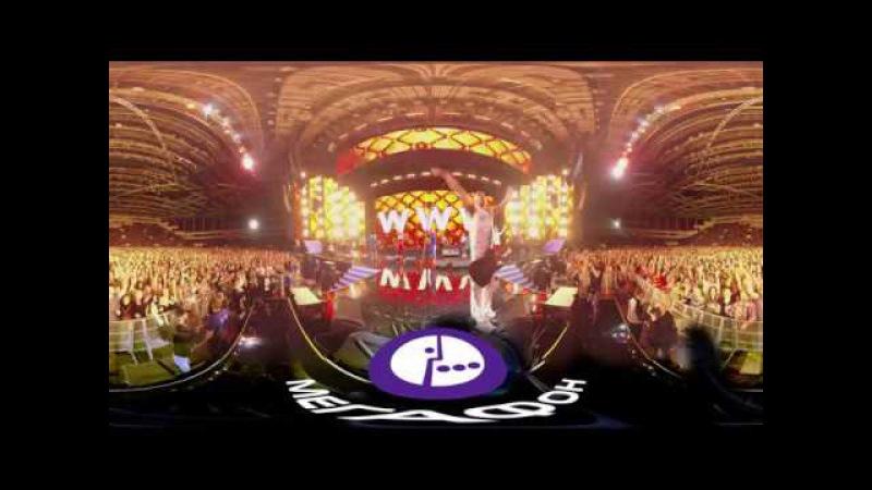 Концерт группировки Ленинград в 360 градусов