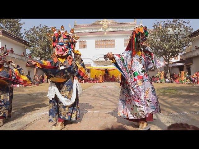 Кремация чиновника храм Камасутры король Мустанга и Тибетский Новый год Непал Мир наизнанку
