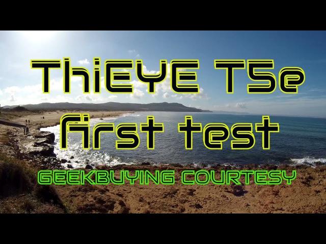 ThiEYE T5e Primo Test [Geekbuying Courtesy]