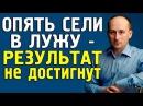 Николай Стариков - Опять сели в лужу - результат не достигнут 30.11.2016