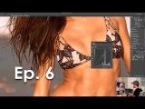 How To Retouch Bikini Models Behind The Scenes Ep. 6
