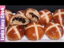 ПАСХАЛЬНЫЕ БУЛОЧКИ рецепт Пасхальное меню Сдобные вкусные булочки пасхальная выпечка Hot Cross Buns