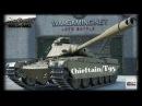 Let's Play World of Tanks   Chieftain/T95 Zwei Einhörner im Zug [ Gameplay - Deutsch - German ] (world of tank, приколы, моды, читы, wot)