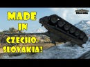 World of Tanks Funny Moments MADE IN CZECHOSLOVAKIA world of tank приколы моды читы wot