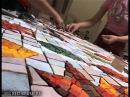 Укладка мозаики видео