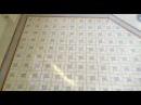 Изготовление мозаики из отходов плитки и отделка сан узла
