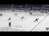 КХЛ (Континентальная хоккейная лига) - Моменты из матчей КХЛ сезона 16/17 - Гол. 2:4. Адам Мазур (Се