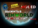 Прохождение RimWorld Hardcore SK. Колония живи! Лотерея. Стрим 1 из 100