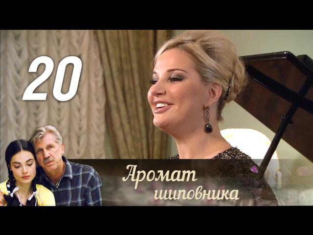 Аромат шиповника 20 серия 2014 Мелодрама @ Русские сериалы