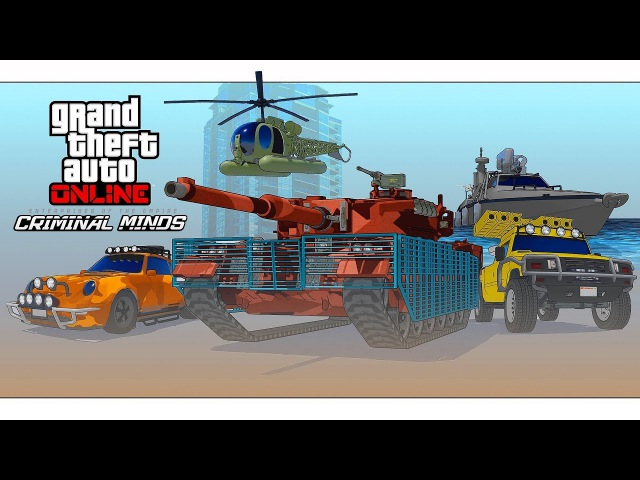 GTA Online: Enterprises of the Empire Criminal Minds Trailer