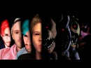 FIVE NIGHTS AT FREDDY'S YOUTUBERS = TERROR SCREAMERS - Part 2 (Especial 16K subs)