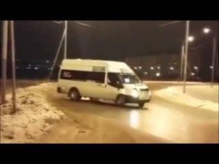 Автобусы тоже способны на многое